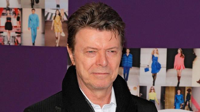 David Bowie at the 2010 CFDA Fashion Awards, New York