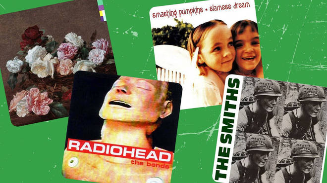 Some of the best ever second albums: Power, Corruption & Lies, The Bends, Siamese Dream and Meat Is Murder
