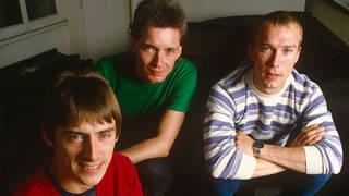 The Jam in their mod heyday: Paul Weller, Bruce Foxton and Rick Buckler