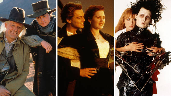 Some classic 90s movies - but can you remember how they were sold to the public?