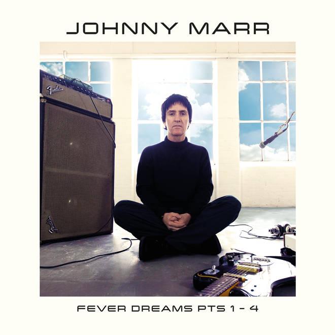 Johnny Marr Fever Dream Pts 1-4 artwork