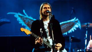 Nirvana's Kurt Cobain