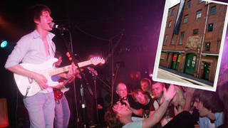 Arctic Monkeys and their old stomping ground, the Sheffield Leadmill