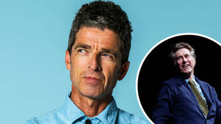 Noel Gallagher admits to looking at Brian Ferry's manhood
