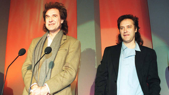 Ray and Dave Davies of The Kinks: could they work together again?