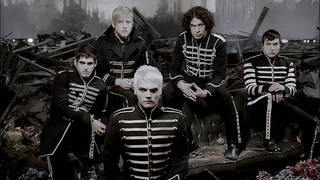 My Chemical Romance in their Welcome To The Black Parade video