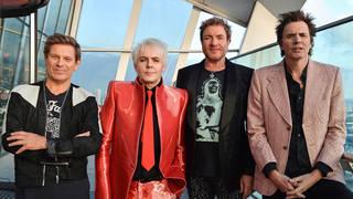 Duran Duran in September 2021