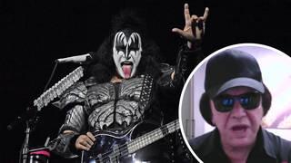 Kiss rocker Gene Simmons rants about COVID deniers on GMB