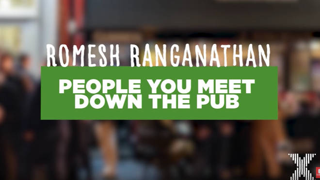 Romesh Ranganathan presents People You'd Meet Down The Pub