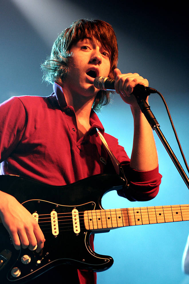 Arctic Monkeys live 2006