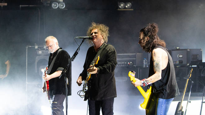 The Cure in 2018