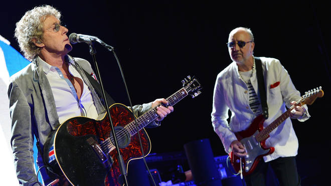 The Who in 2013