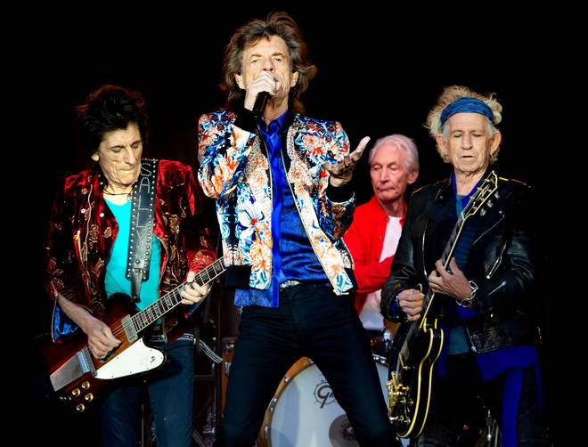 The Rolling Stones in 2018
