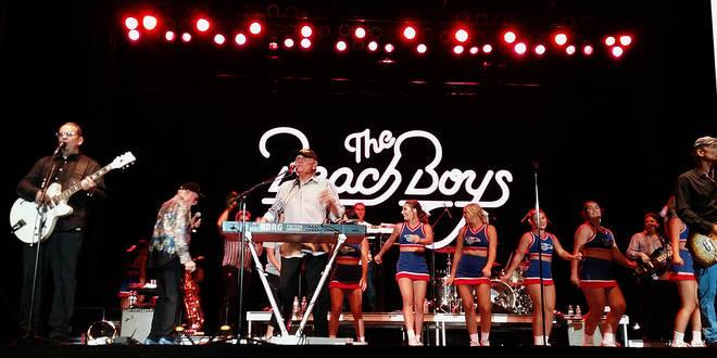 The Beach Boys in 20