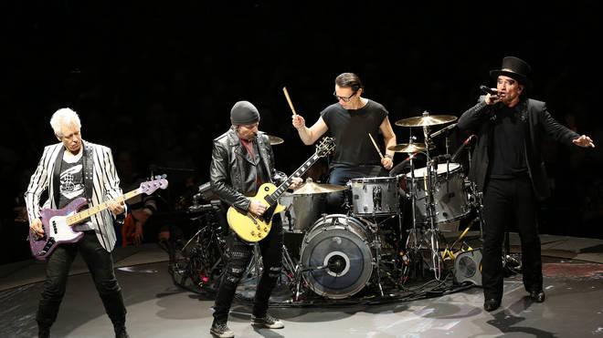 U2 in 2018