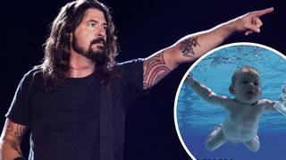 Dave Grohl from Foo Fighters performs at Maracana on January 25, 2015 in Rio de Janeiro, Brazil