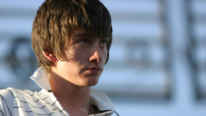 Alex Turner in 2007