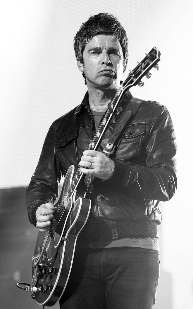 Noel Gallagher live in 2018