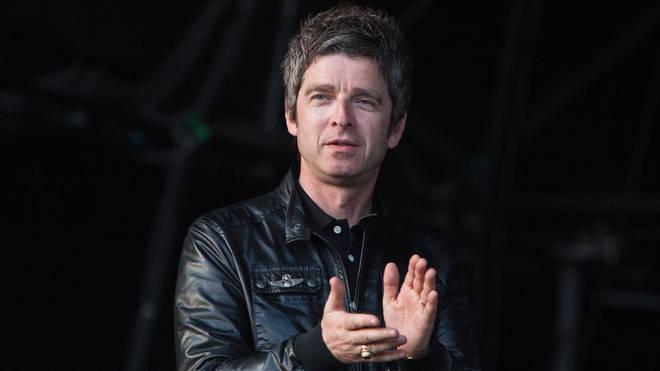 Noel Gallagher live