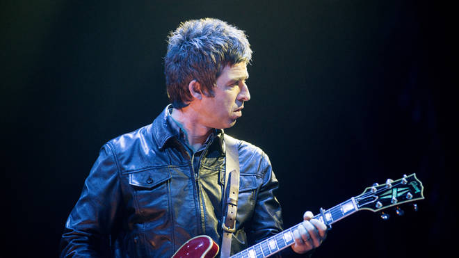 Noel Gallagher live in Glasgow, 2015