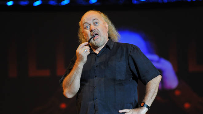 Bill Bailey onstage