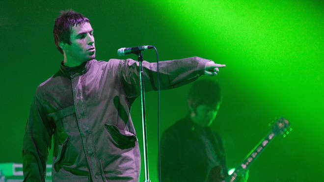 Oasis live in 2009