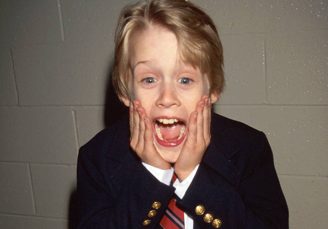 Macaulay Culkin in 1991