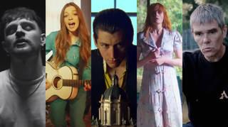 Best Songs of 2018: Tom Grennan, Jade Bird, Arctic Monkeys, Florence + The Machine and Ian Brown