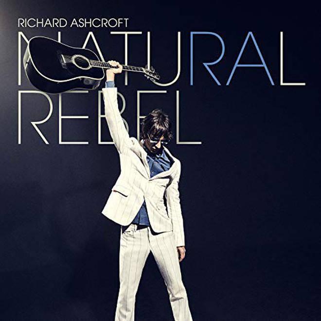Richard Ashcroft - Natural Rebel cover