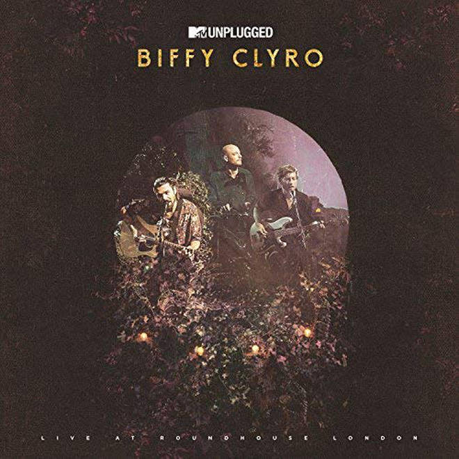 Biffy Clyro  - MTV Unplugged cover