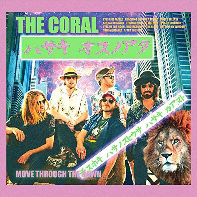 The Coral - Move Through The Dawn cover