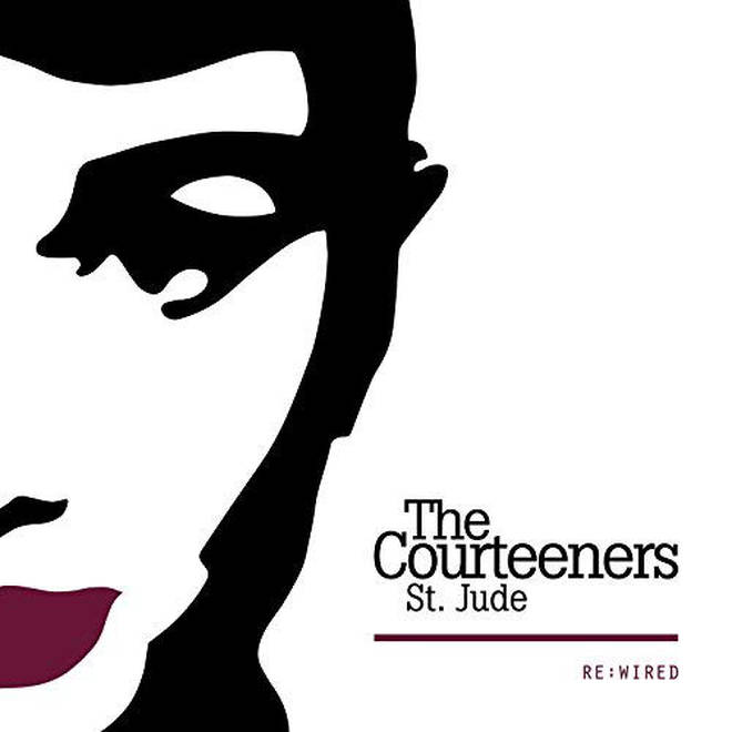 Courteeners - St Jude - Re:Wired cover