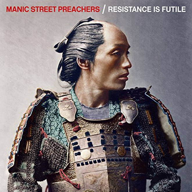 Manic Street Preachers - Resistance Is Futile cover