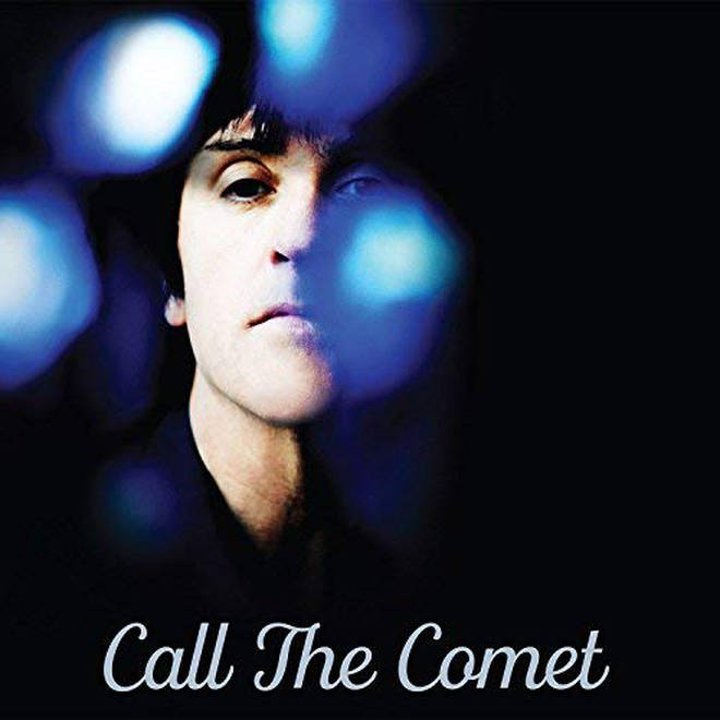 Johnny Marr - Call The Comet cover