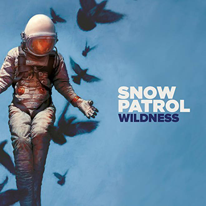 Snow Patrol - Wildness cover