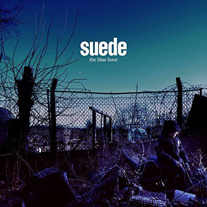 Suede - The Blue Hour cover