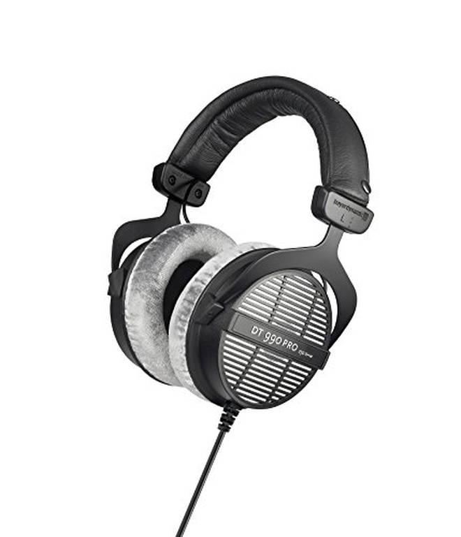 Beyer Dynamic DT990 Headphones