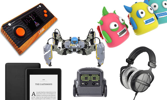 The Best Gadgets and Tech Toys for Christmas 2018