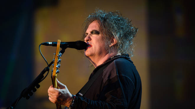 Robert Smith of The Cure at Barclaycard Presents British Summer Time