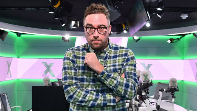 Danny Wallace on Radio X