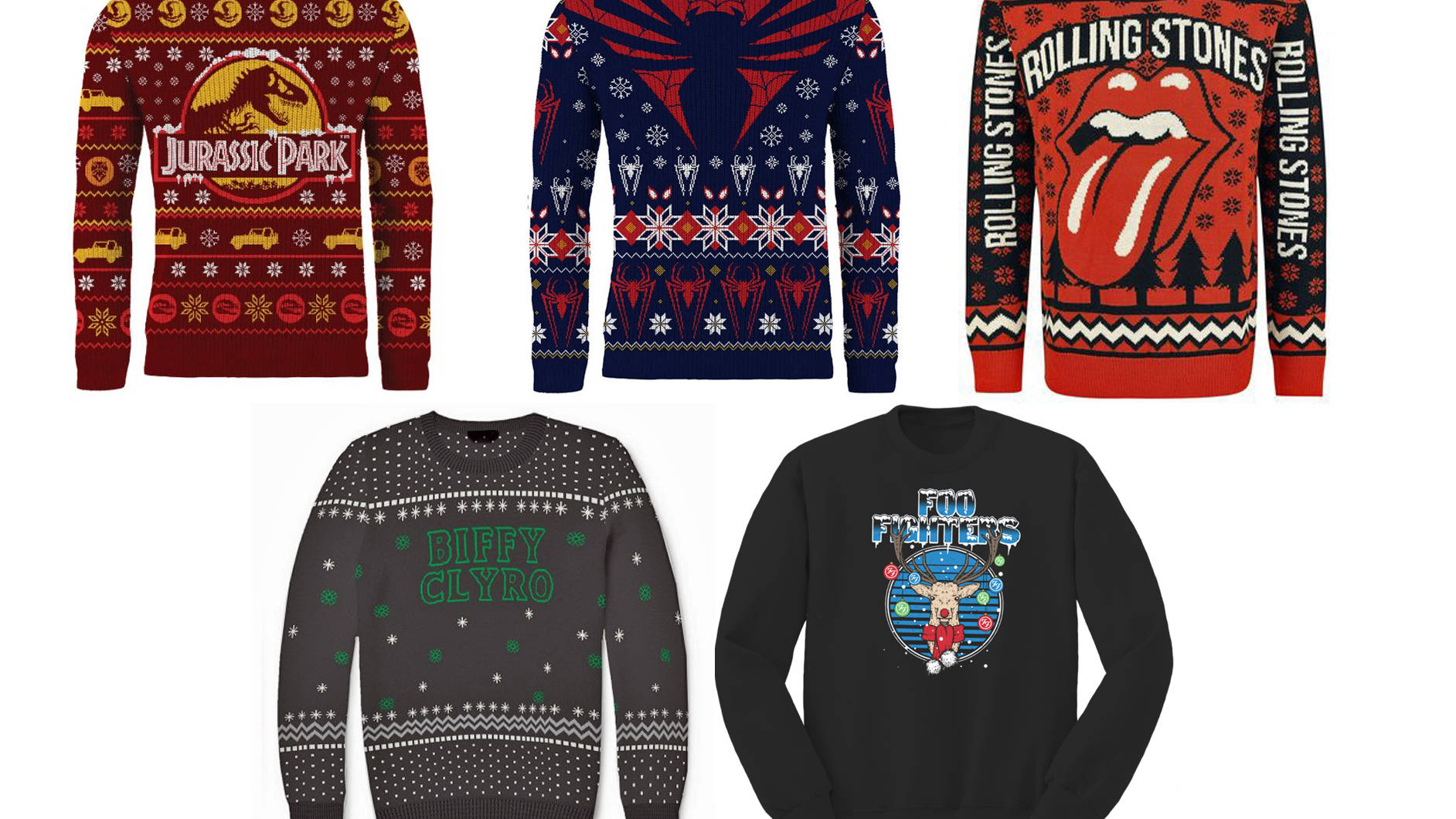 The best Christmas jumpers for 2019