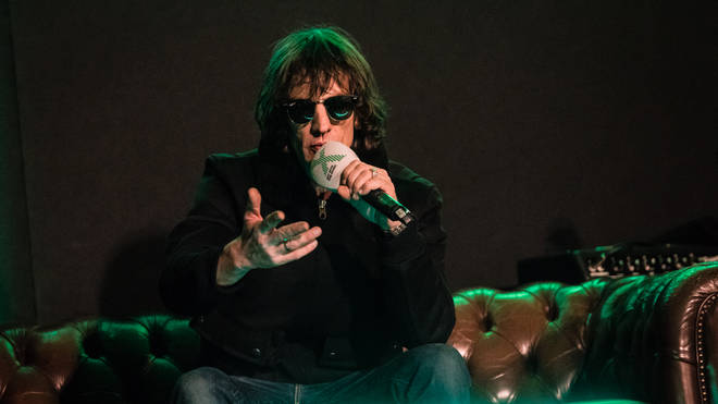 Richard Ashcroft in conversation with Radio X's John Kennedy at Hammersmith Club