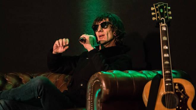Richard Ashcroft talks to Radio X's John Kennedy at the Hammersmith Club