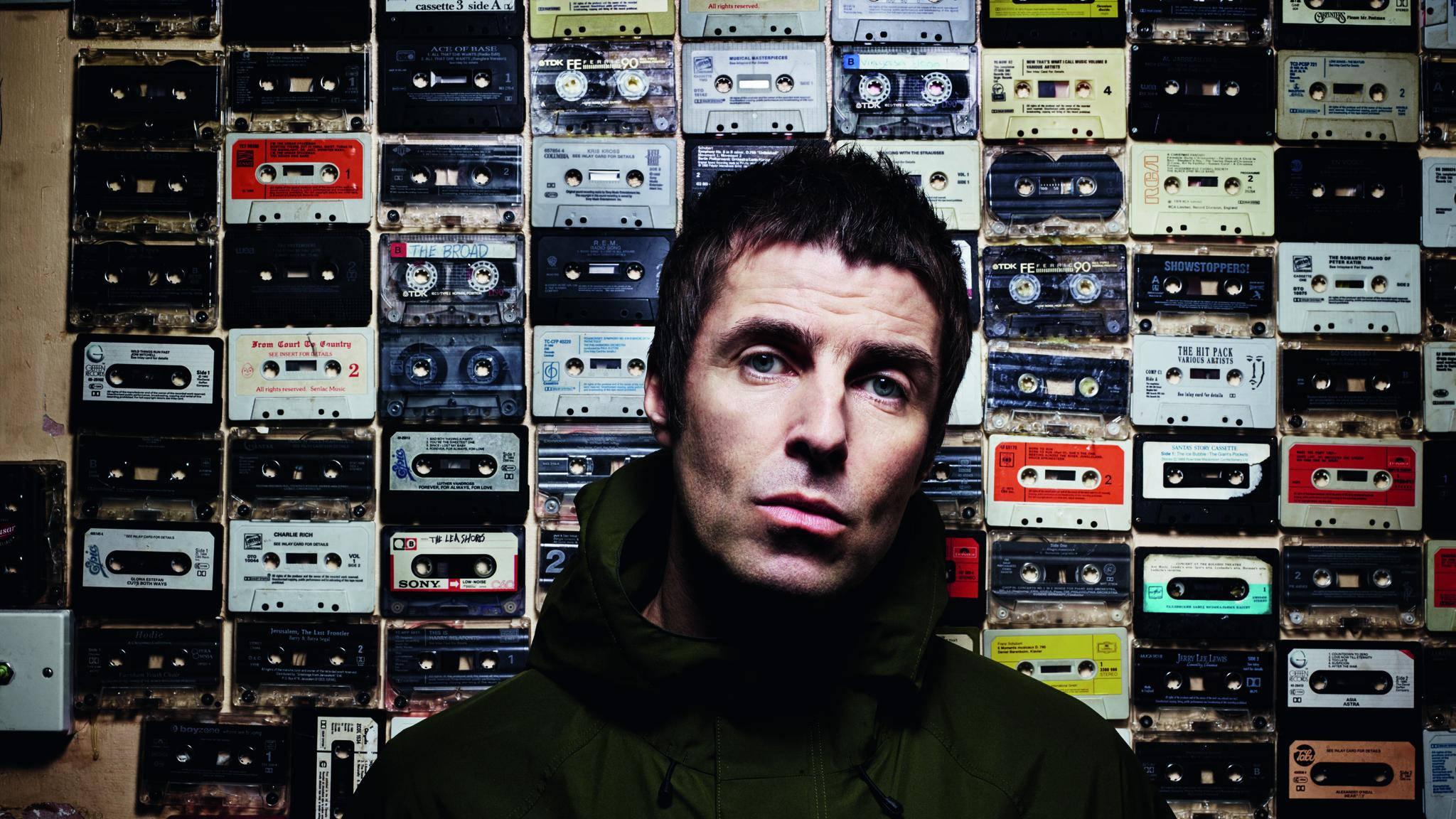 Liam Gallagher: 'All those Britpop bands were desperate'