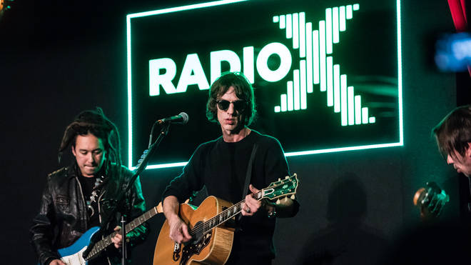 Richard Ashcroft performs at Radio X presents In Conversation With... at London's Hammersmith Club