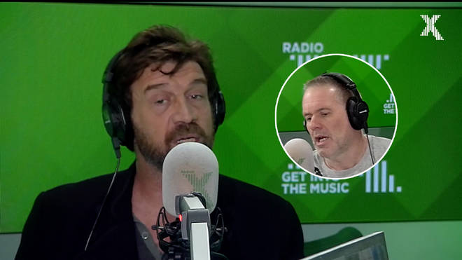 Nick Knowles talks DIY SOS on The Chris Moyles Show