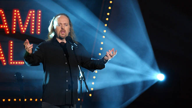 Bill Bailey at Comic Aid Comedy Night in 2005