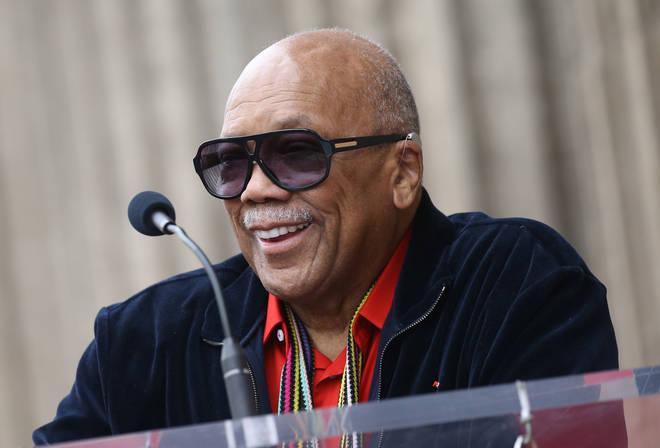 Quincy Jones in 2018