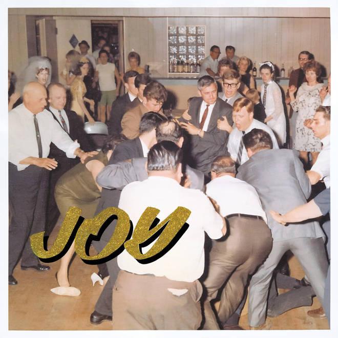 Idles - Joy As An Act Of Resistance album artwork