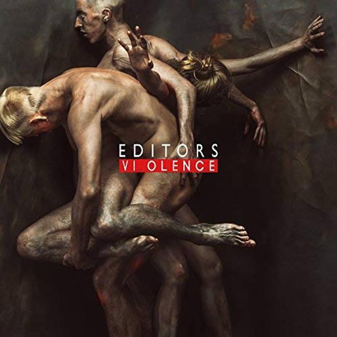 Editors - Violence album artwork